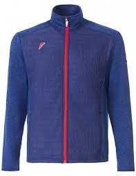 M06110G-NN182 <b>Куртка флисовая мужская</b> (синий), артикул ...