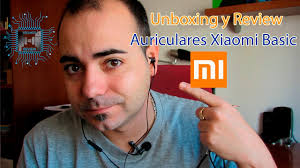 Unboxing y Review <b>Xiaomi Mi</b> In-Ear <b>Headphones Basic</b> (<b>Piston</b> ...