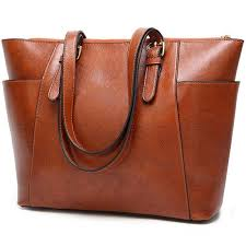 Genuine Leather <b>Bags For</b> Women 2018 Top handle Woman ...