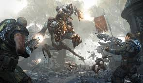 Image result for gears of war gameplay