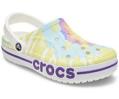 Bayaband <b>Tie</b>-<b>Dye</b> Clog - Crocs