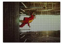 Пазлы 43.5 x 31.4 (408 элементов) c особенными принтами ...