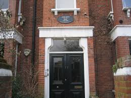politics the english language by george orwell writework orwell s former home at 77 parliament hill hampstead