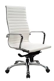 office chair whitejpg: stock  ndi office furniture kt segmented leather executive swivel office chair