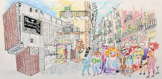 The Raval, an open city | Barcelona Metròpolis
