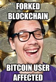 Bitcoin user not affected memes | quickmeme via Relatably.com