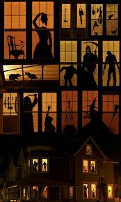 Decorative Windows For Houses 17 Best Ideas About Halloween Window On Pinterest Halloween