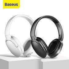<b>Baseus D02</b> Bluetooth Headphone Foldable Bluetooth Headset ...