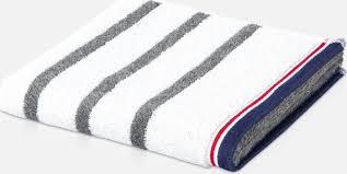 <b>Полотенце махровое Moeve Athleisure</b> striped 50*100 белый