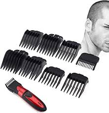 Fugift <b>8Pcs Universal</b> Hair Clipper Limit Comb Guide Attachment ...
