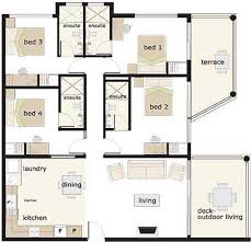What You Need to Know When Choosing Bedroom House Plans     bedroom house floor plans