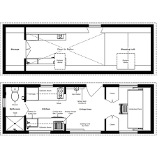 humble homes turtle house tiny house floor plans jpgThe Turtle Tiny House by Humble Homes   sq ft