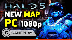 <b>Halo</b> 5: Forge - <b>PC</b> Gameplay on Mercy - YouTube