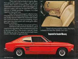 1970–77 Ford Capri: The <b>sexy European</b>