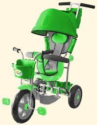 <b>Велосипед</b> детский <b>трехколесный Galaxy</b> (L001) <b>R</b>-<b>Toys</b>