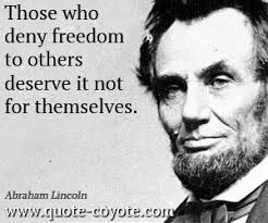 Freedom quotes - Quote Coyote
