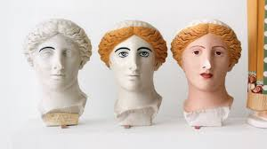 The Myth of Whiteness in <b>Classical</b> Sculpture | The <b>New</b> Yorker