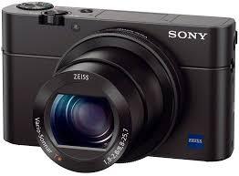 Цифровой <b>фотоаппарат Sony Cyber</b>-<b>shot DSC</b>-RX100M3 black ...