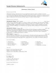 professional profile resume examples   best resume collectiongood resumes examples