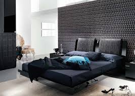 awesome black white wood modern design amazing modern bedrooms wood bed black mattres cover bed cushion awesome design black bedroom ideas decoration