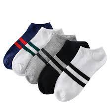 <b>5pairs</b>=<b>10pcs</b>/<b>lot</b> Solid Color Socks Cotton Men Fashion Double ...