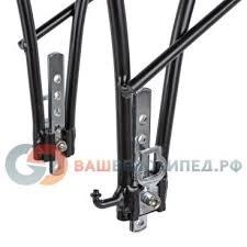 Багажники для велосипеда тип <b>крепления</b> стоечный купить в ...