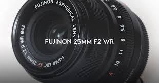Обзор от покупателя на <b>Объектив FUJIFILM XF23mm F2.0</b> R WR ...
