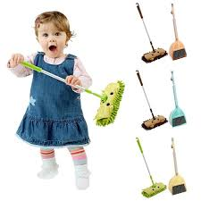 <b>Baby Mini House</b> Sweeping Cleaning Toy Combination Child Mop ...