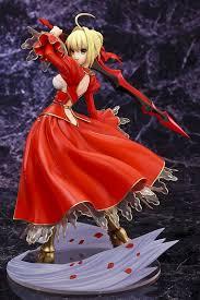 <b>Фигурка Fate/stay</b> night: Saber Extra 1/7 Complete