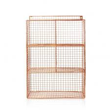 <b>Grid Five Shelf</b> Wall Unit | Bedroom wall units, Wall <b>shelves</b>, Wall unit