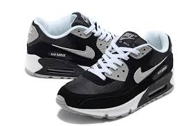 air max 90 black white and grey black grey nike air