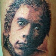 Tattoos by Kevin Bradford - Johnny