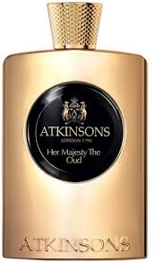 <b>Atkinsons Her Majesty The</b> Oud EdP 100ml in duty-free at airport ...