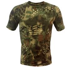 Wholesale-New Quick-drying <b>Skin</b> Python Camouflage T-shirt <b>Men</b> ...