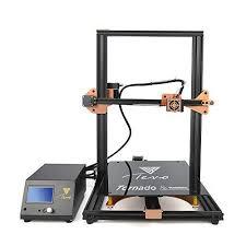 TEVO <b>Tornado 3D Printer</b>, 2018 <b>Newest</b> Model 95% Assembled with ...