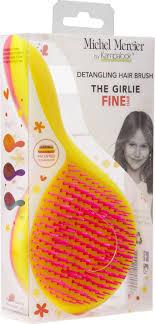 <b>Щетка</b> Michel Mercier, <b>детская для тонких</b> волос, желтый ...