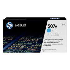 <b>Картридж HP CE401A</b> (<b>№507A</b>) лазерный голубой для LaserJet ...