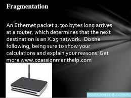 Network routing switching term assignment help correction