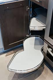 kitchen cabinet corner storage solutions space lemans storage unit meridian wide rail kitchen