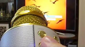 Как подключить караоке <b>микрофон</b> к телевизору - YouTube