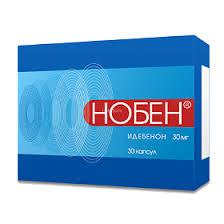 <b>Нобен</b>, капсулы <b>30 мг</b>, <b>30</b> шт. - купить, цена и отзывы, <b>Нобен</b> ...