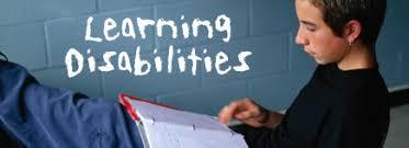 Αποτέλεσμα εικόνας για learning disabilities