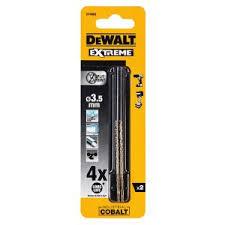 Купить <b>DEWALT DT4903 сверло</b>, по металлу COBALT 8%, 3.5 x ...