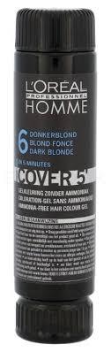 <b>L'Oreal Professionnel</b> Homme <b>краска</b>-гель Cover 5 — купить по ...