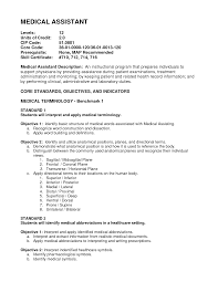 resume examples  medical assistant resume objective samples        resume examples  medical assistant resume objective samples with medical assistant description  medical assistant resume