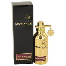 <b>Montale Aoud Purple Rose</b> Eau De Parfum Spray (Unisex) 100ml ...