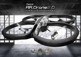 AR. DRONE 2.0 ELITE EDITION