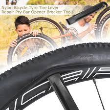 <b>2pcs</b> Bicycle <b>Bike Tyre</b> Tire Lever Opener <b>Pry Bar</b> Breaker Repair ...
