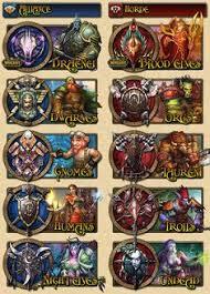 <b>Garrosh Hellscream</b> As <b>Warcraft</b> Heroes - <b>5 Piece</b> Canvas   Products ...