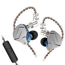 <b>KZ ZSN pro</b> Headphones <b>Quad</b>-<b>core</b> Moving Iron Double: Amazon ...